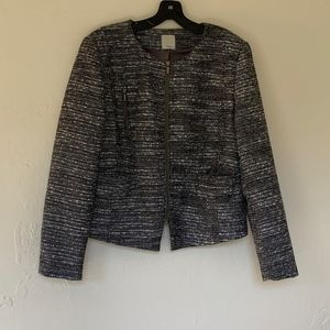 Halogen Tweed Blazer